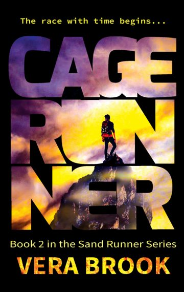Cover of Cage Runner by Vera Brook