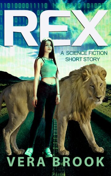 Cover of the short story Rex by Vera Brook