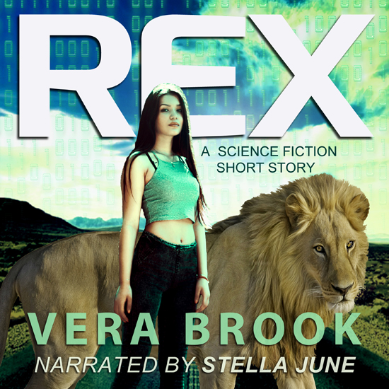 REX by Vera Brook, now available in audiobook narrated by Stella June