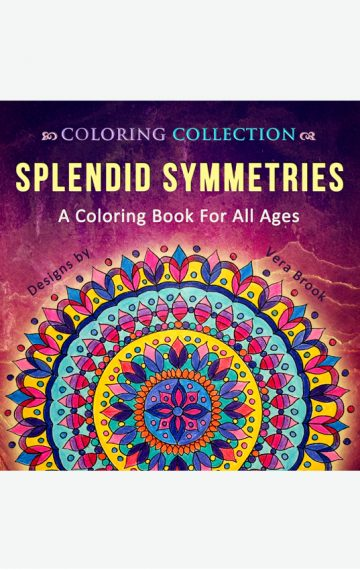 Splendid Symmetries: A Coloring Book