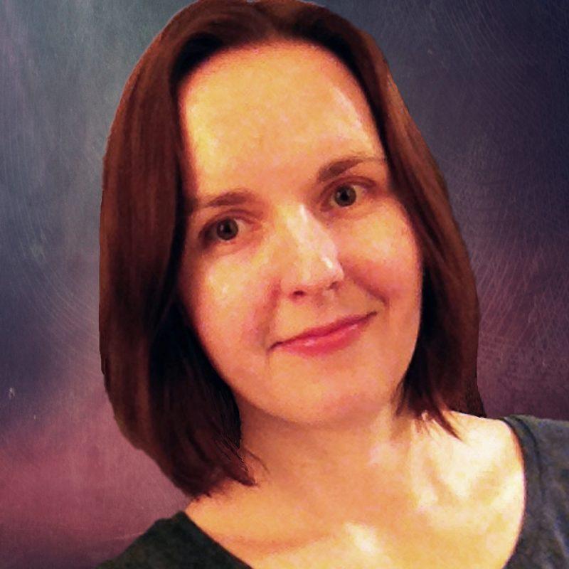 Vera Brook author photo