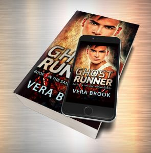 GHOST RUNNER by Vera Brook as ebook and paperback