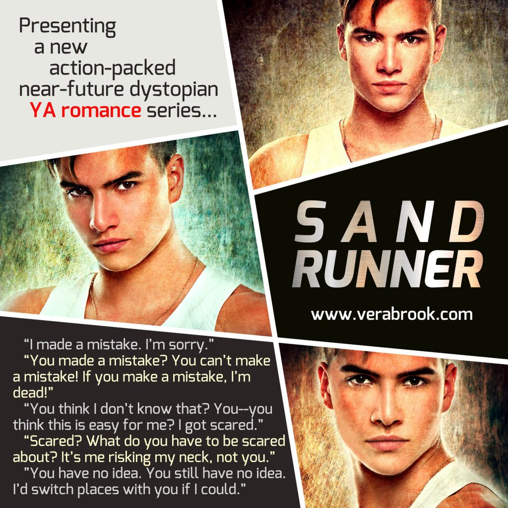 Promo collage for Sand Runner Series Bundle
