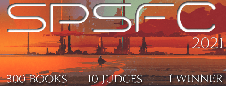 Self-Published Science Fiction Competition banner